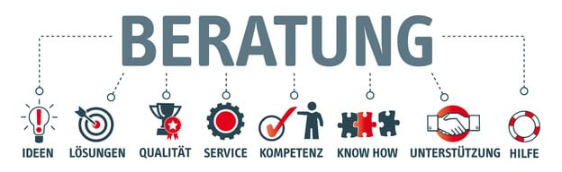 Beratung und Service für Hersteller auf unserem Portal