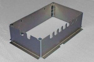 ESTA fertigt Blechgehäuse für die Elektronikindustrie