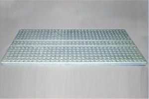 Die ESTA GmbH ist spezialisiert auf die Fertigung von Lochblechstufen