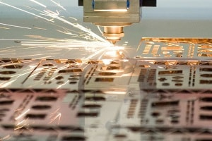 Laserbearbeitung bei der Seibold GmbH