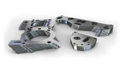 Individuelle Blechzuschnitte aus Aluminium, Stahl und Edelstahl