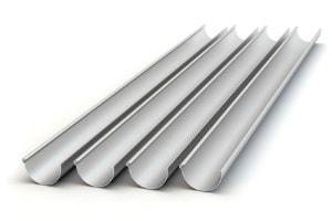 Blechdrainagen auf CNC-Biegemaschinen hergestellt