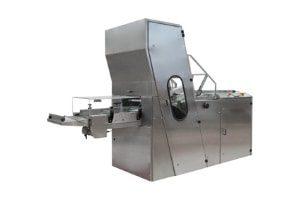 Blechverkleidungen aus Edelstahl für Abfüllmaschinen