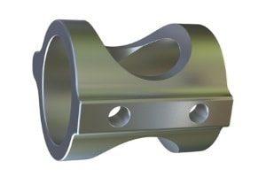 3D-Laserzuschnitt von Rohren mit 5-Achsen-Lasersystemen hergestellt