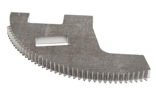 Blechverzahnungen für den Maschinenbau von der Walter Wurster GmbH