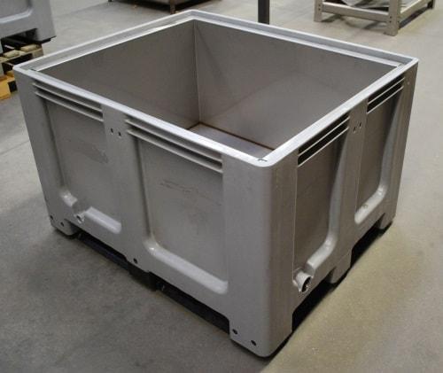 Flüssigkeitsbehälter aus Edelstahl