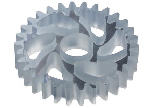 Laserschneiden plattenförmiger Werkstoffe und 3D-Formen