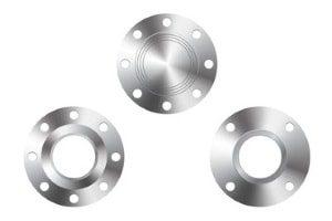 Ankerplatten aus Metall für eine Befestigung von Maschinenteilen