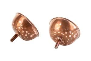 Projizierdrücken für konische oder zylinderförmige Bauteile