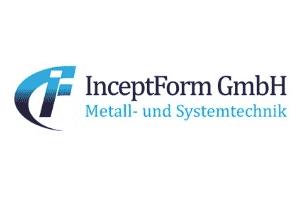 Firmenlogo der InceptForm GmbH aus Zwickau