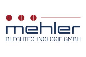 Firmenlogo der Mehler Blechtechnologie GmbH