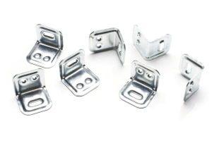 CNC-Stanzen und Kanten für winkelgenaue Stanzbiegeteile