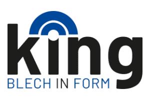 Firmenlogo der King GmbH aus Fluorn-Winzeln